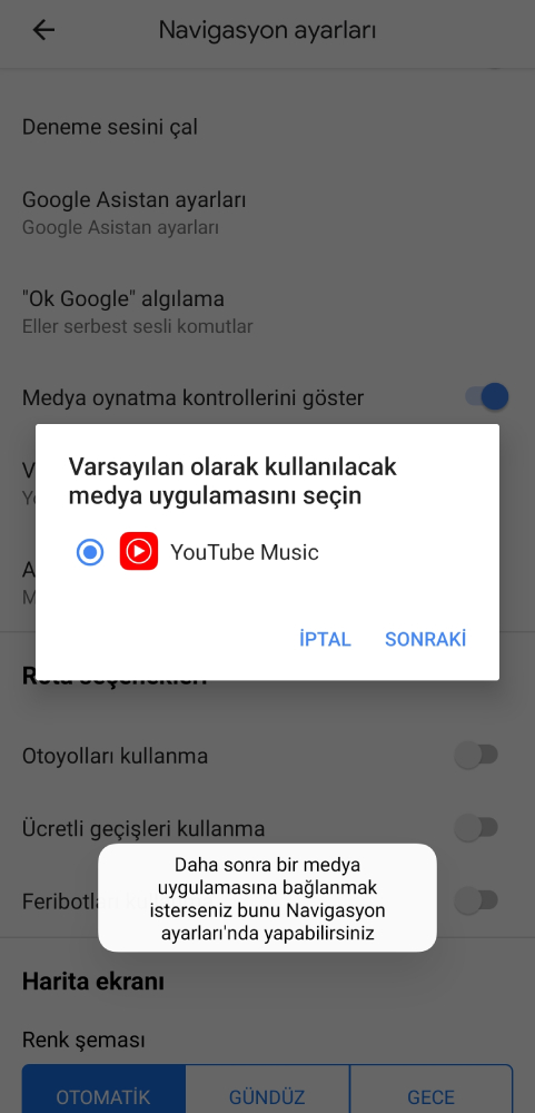 google haritalar youtube