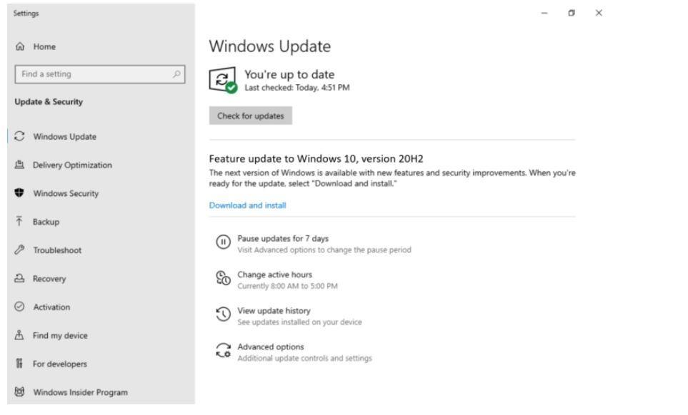 Windows 10 20H2 güncellemesinin testleri başladı!