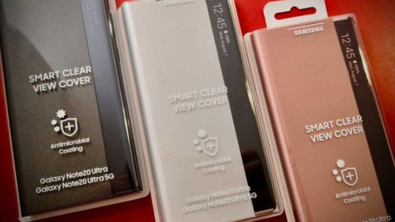 Galaxy Note 20 Ultra kılıfı
