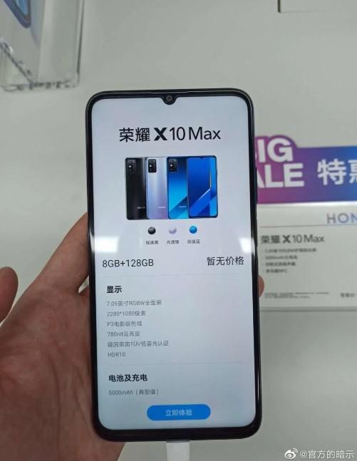 Honor X10 Max fiyatı