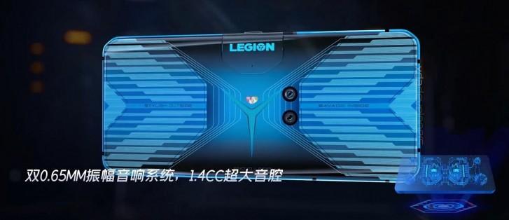 Lenovo Legion özellikleri