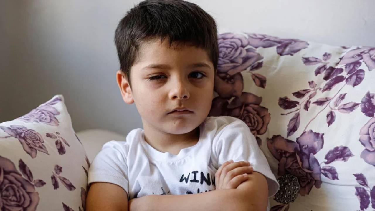 TikTok akımı beş yaşındaki çocuğu gözünden etti!