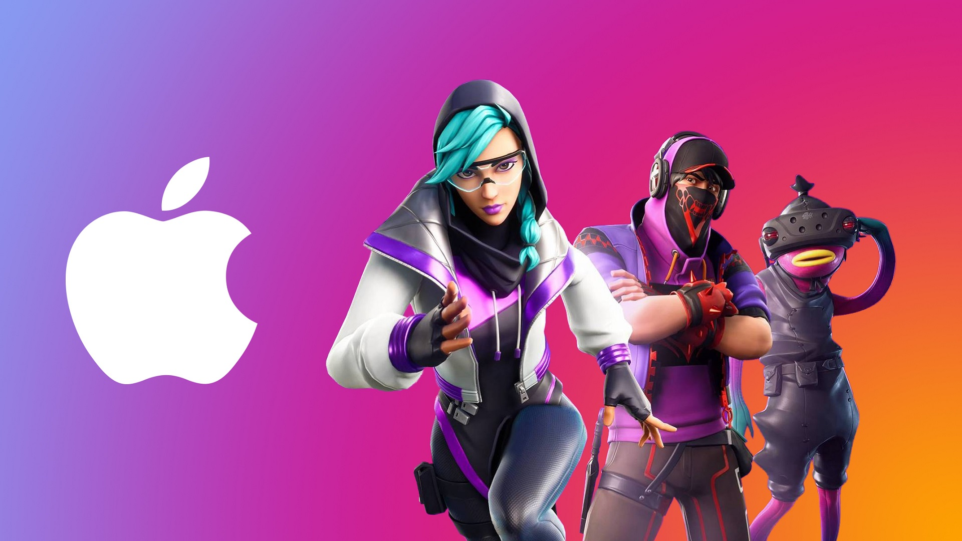 apple fortnite savaşı epic games fortnite