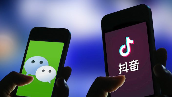 Trump dediğini yaptı: TikTok ve WeChat kararnamesi!