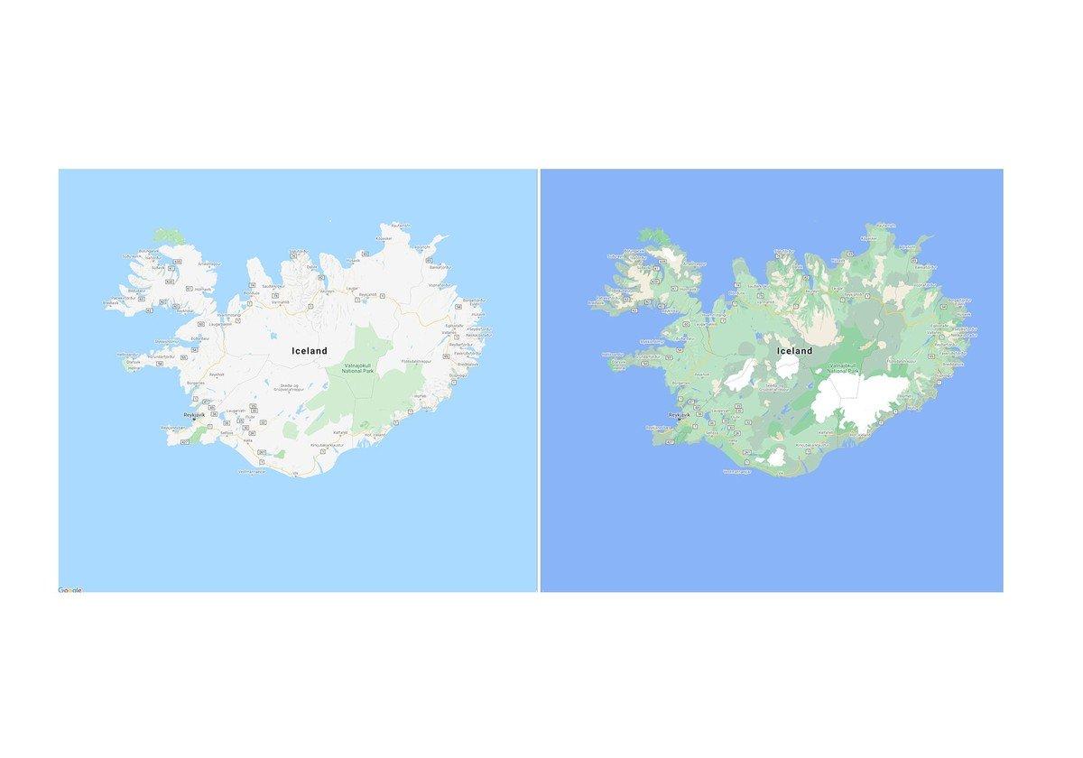 google maps tasarımı