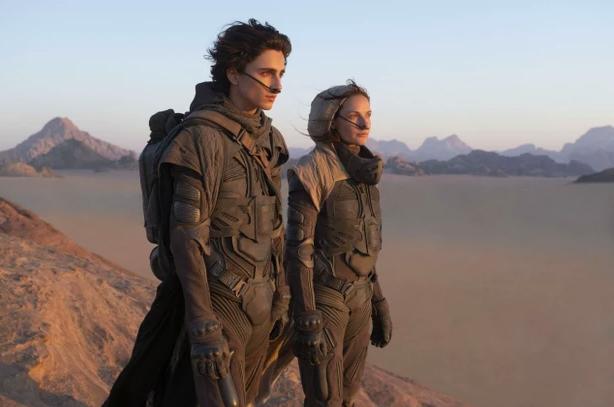 Dune filmi ilk fragman