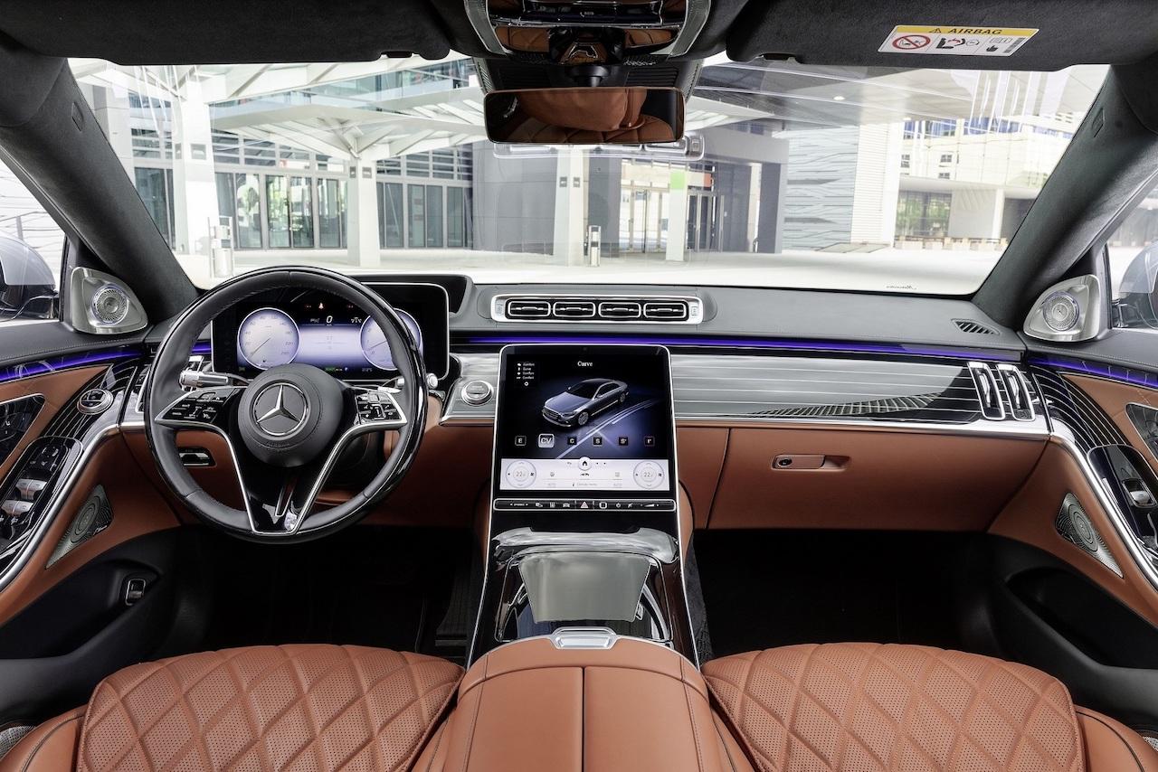 Mercedes-Benz S-Klasse, V 223, 2020Mercedes-Benz S-Class