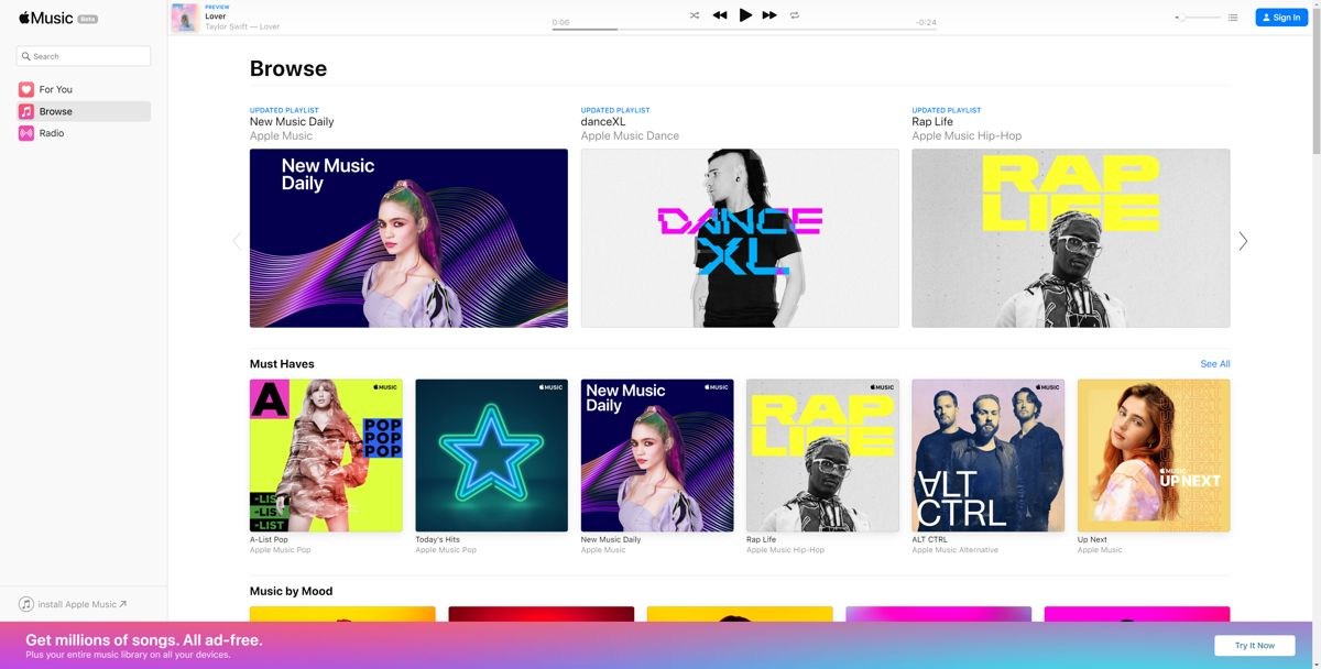apple music spotify, apple music abone sayısı