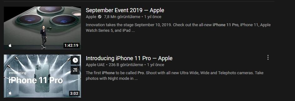 apple etkinliği iphone 12