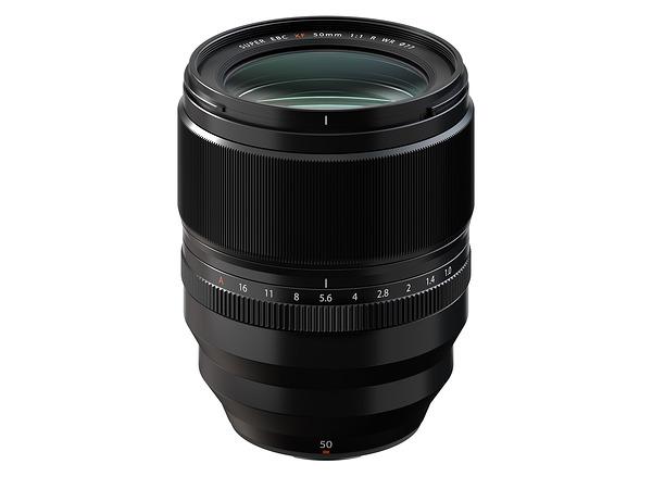 XF50mm F1.0 R WR lensleri