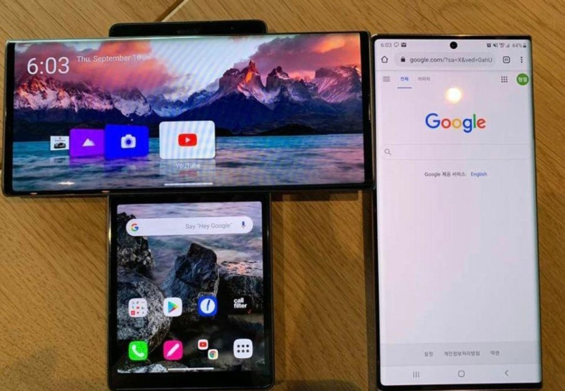 LG Wing features two screens and swivel design, coming to T
