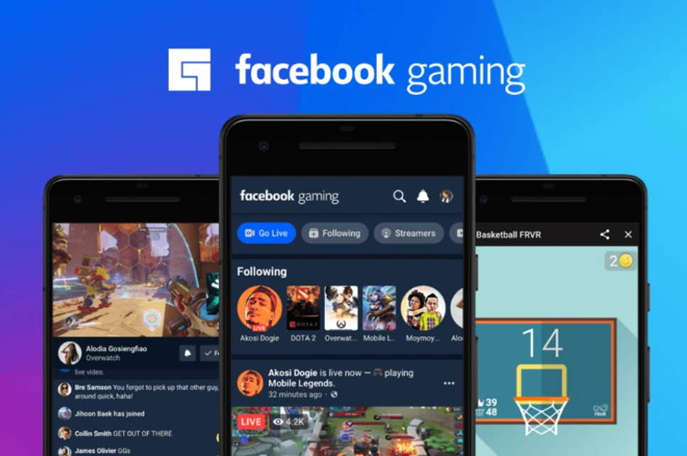 twitch rakibi, facebook gaming, twitch
