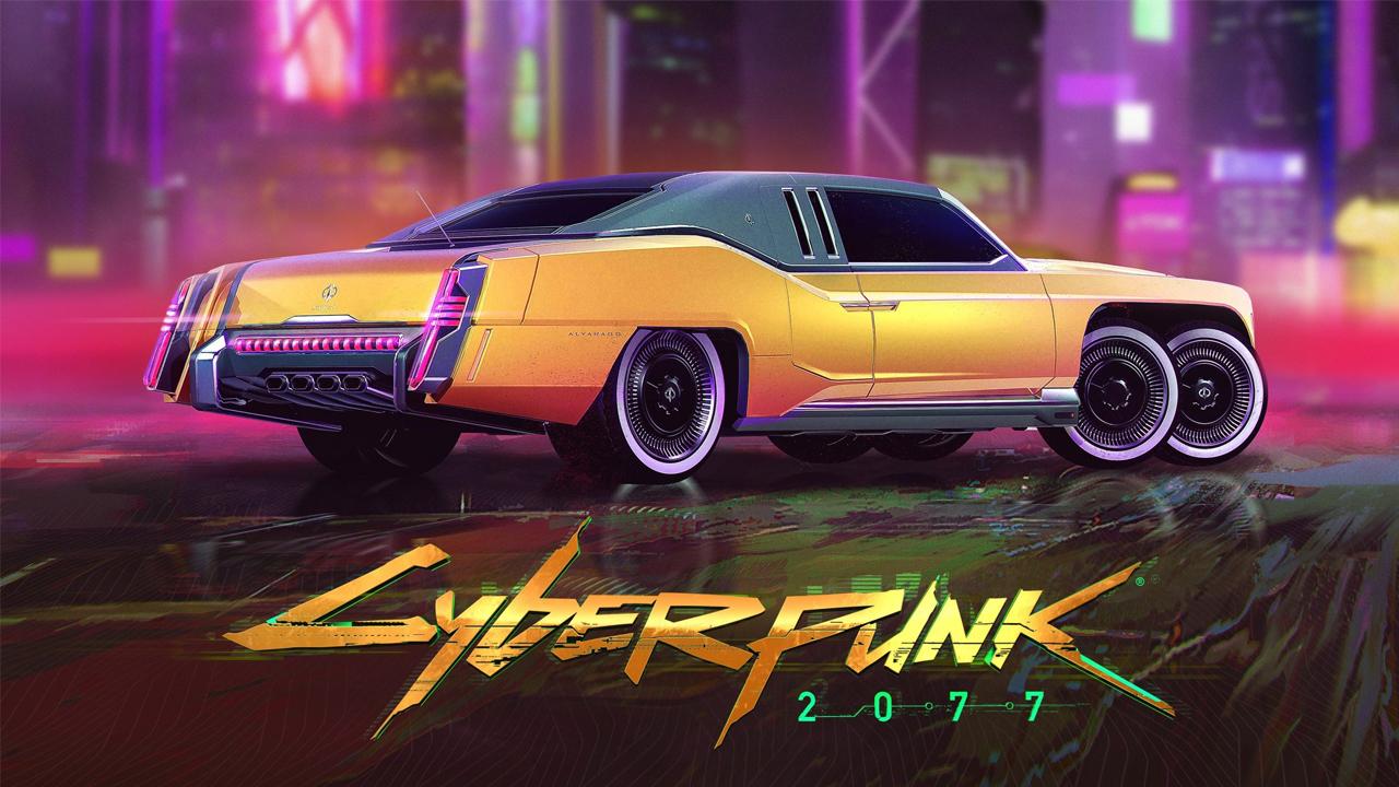 Cyberpunk 2077'nin araçları tanıtıldı!