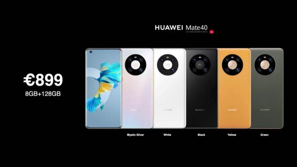 Huawei Mate 40 fiyatı
