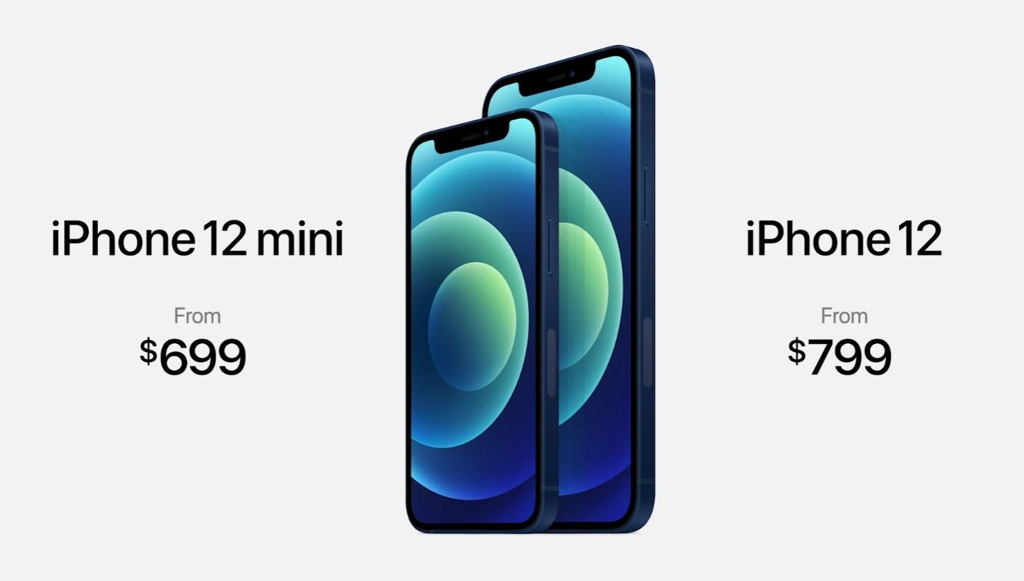 iPhone 12 fiyatı açıklandı!