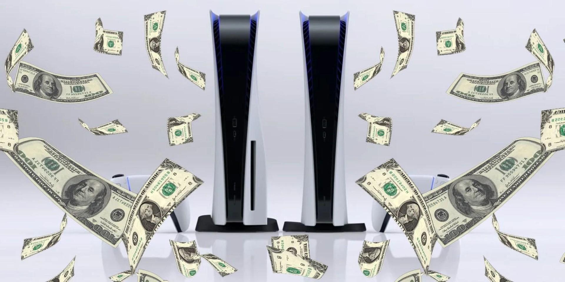 PS5 oyna bin dolar kazan