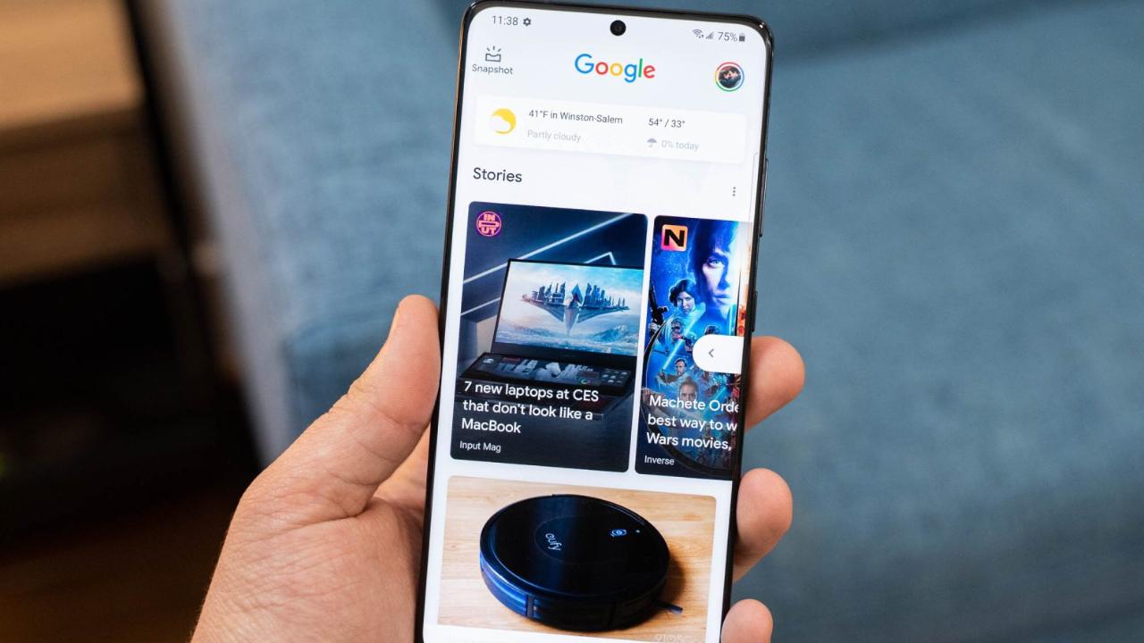Google Keşfete Youtube İçeriği Gösterime Başlıyor