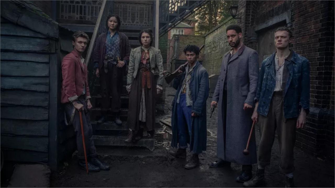 Netflix Sherlock Projesinin Fragmanını Yayınladı