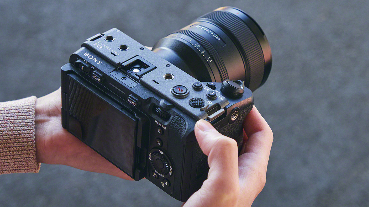 Sony FX3 features: the more professional form of the A7S III