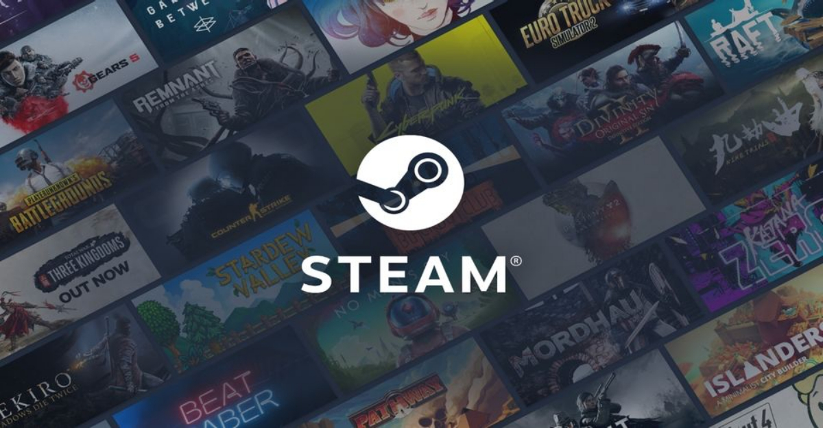 number of games on steam