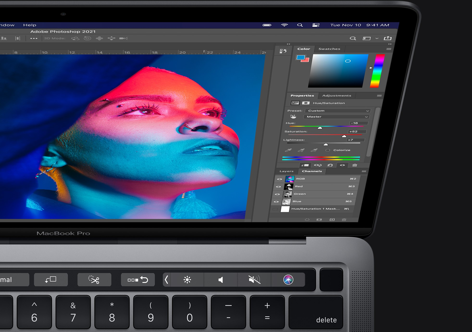 Adobe released Photoshop update for M1 processor Mac family