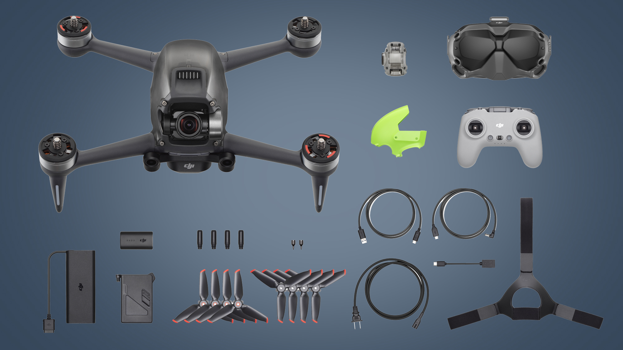 DJI FPV features
