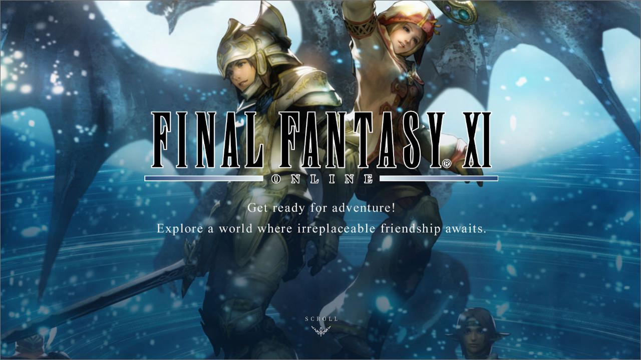 Final Fantasy XI İptal Edilme Kararı
