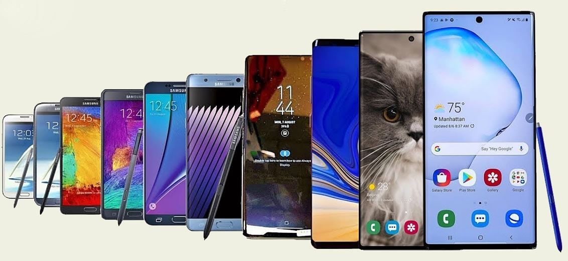 Galaxy Unpacked 2021, Galaxy Unpacked takvimi, galaxy note serisi