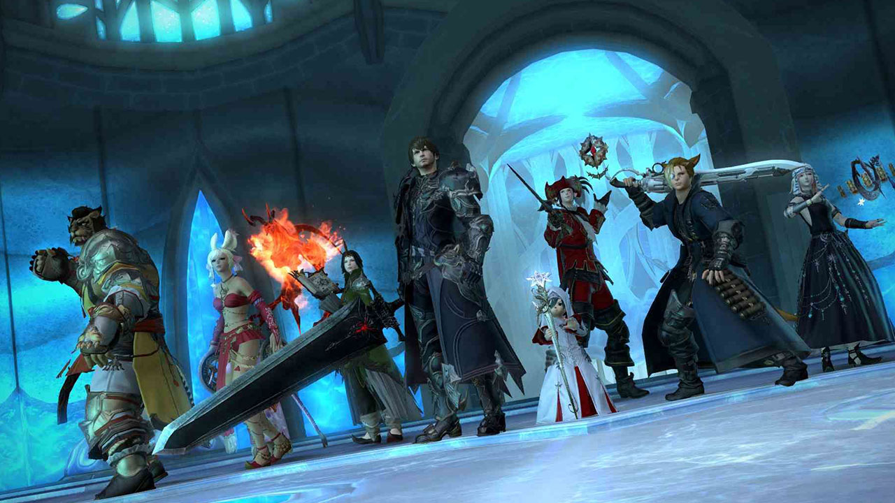 Real-money-trading-final-fantasy-14-accounts-banned