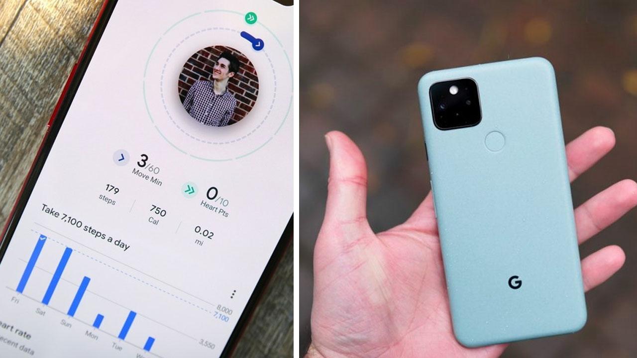 Google Pixel Telefonlar İçin Kalp Atış Hızı Özelliği