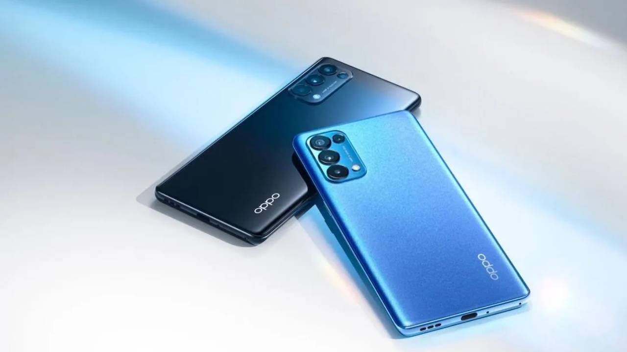 Oppo Reno 6 specifications leaked