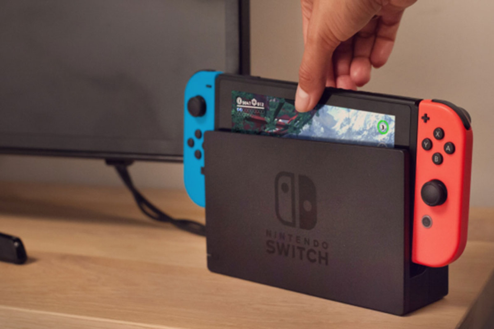 Nintendo Switch may come with a 4K OLED display