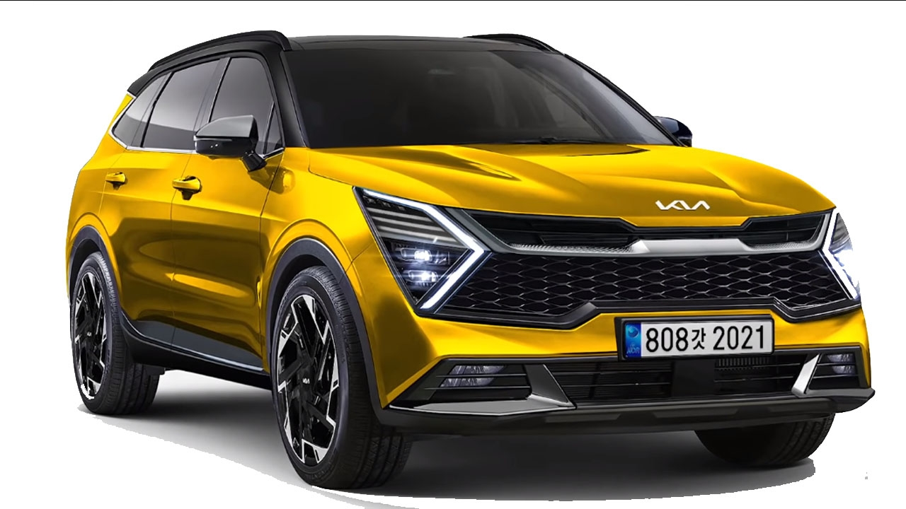 2021 the other sportage