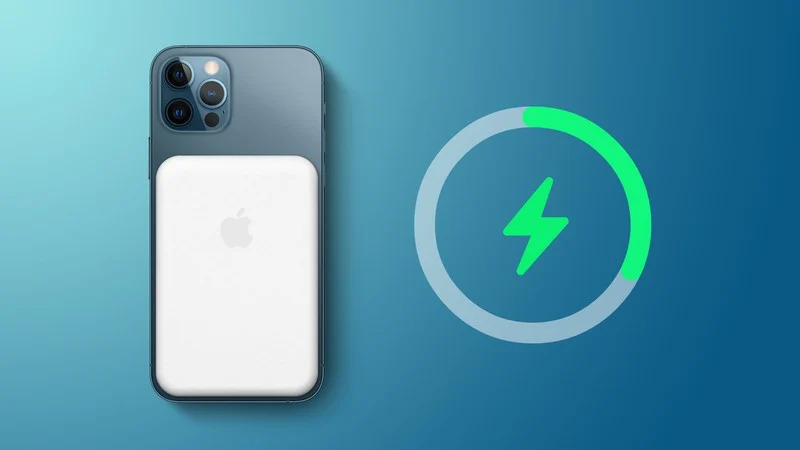 magsafe powered charging pack