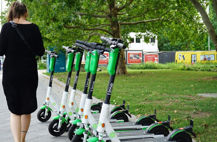 E-scooter regulation entered into force