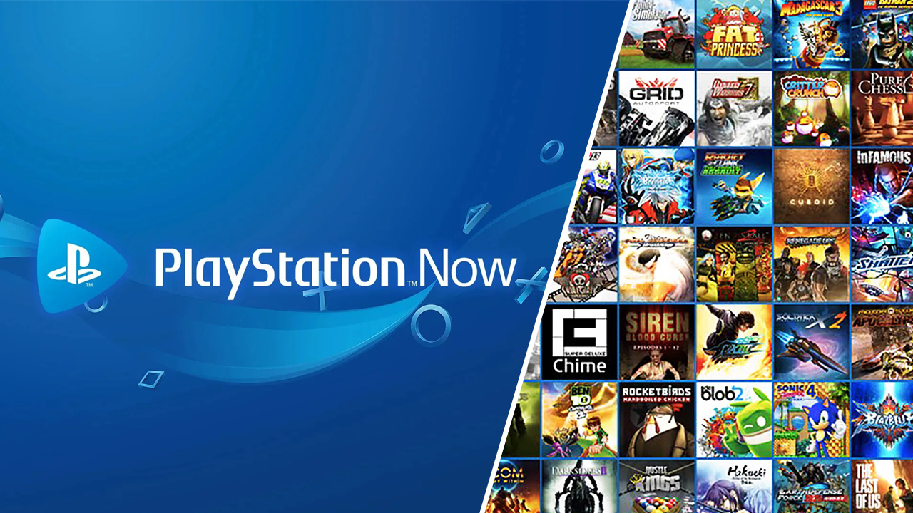 PlayStation Now hizmeti