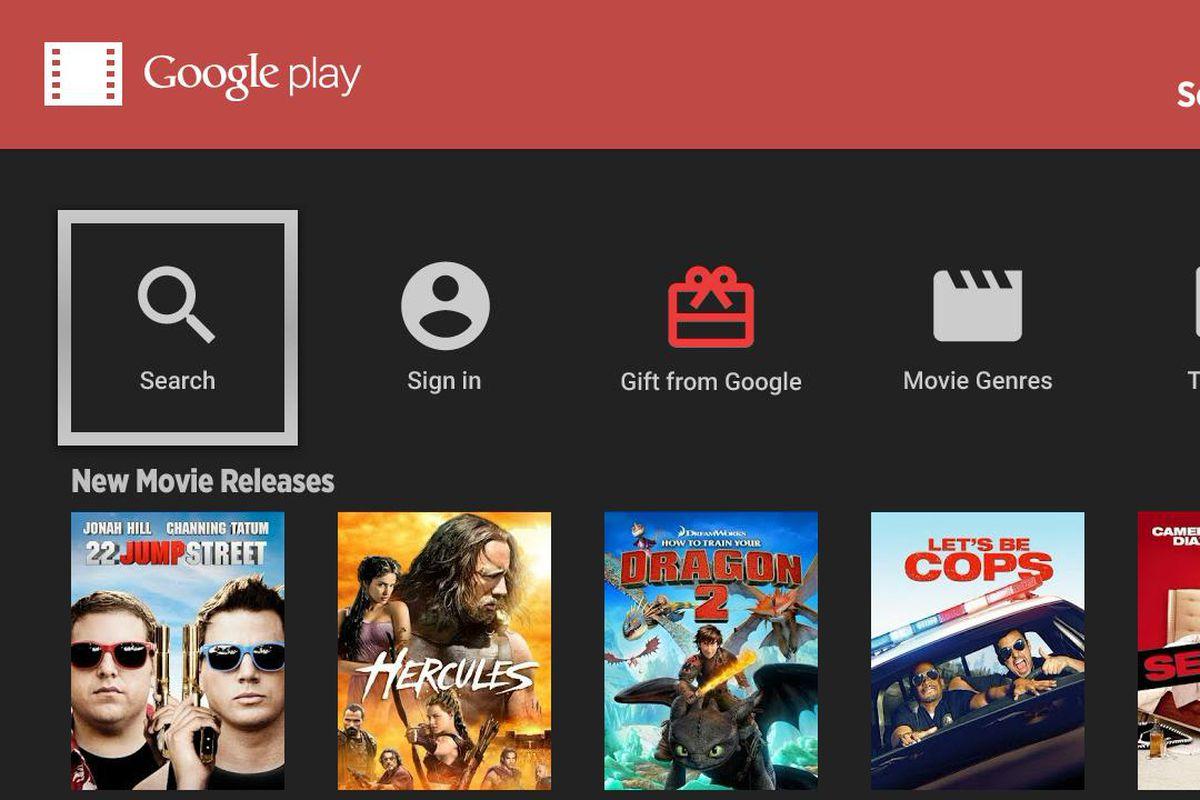 Google Play Filmler ve TV
