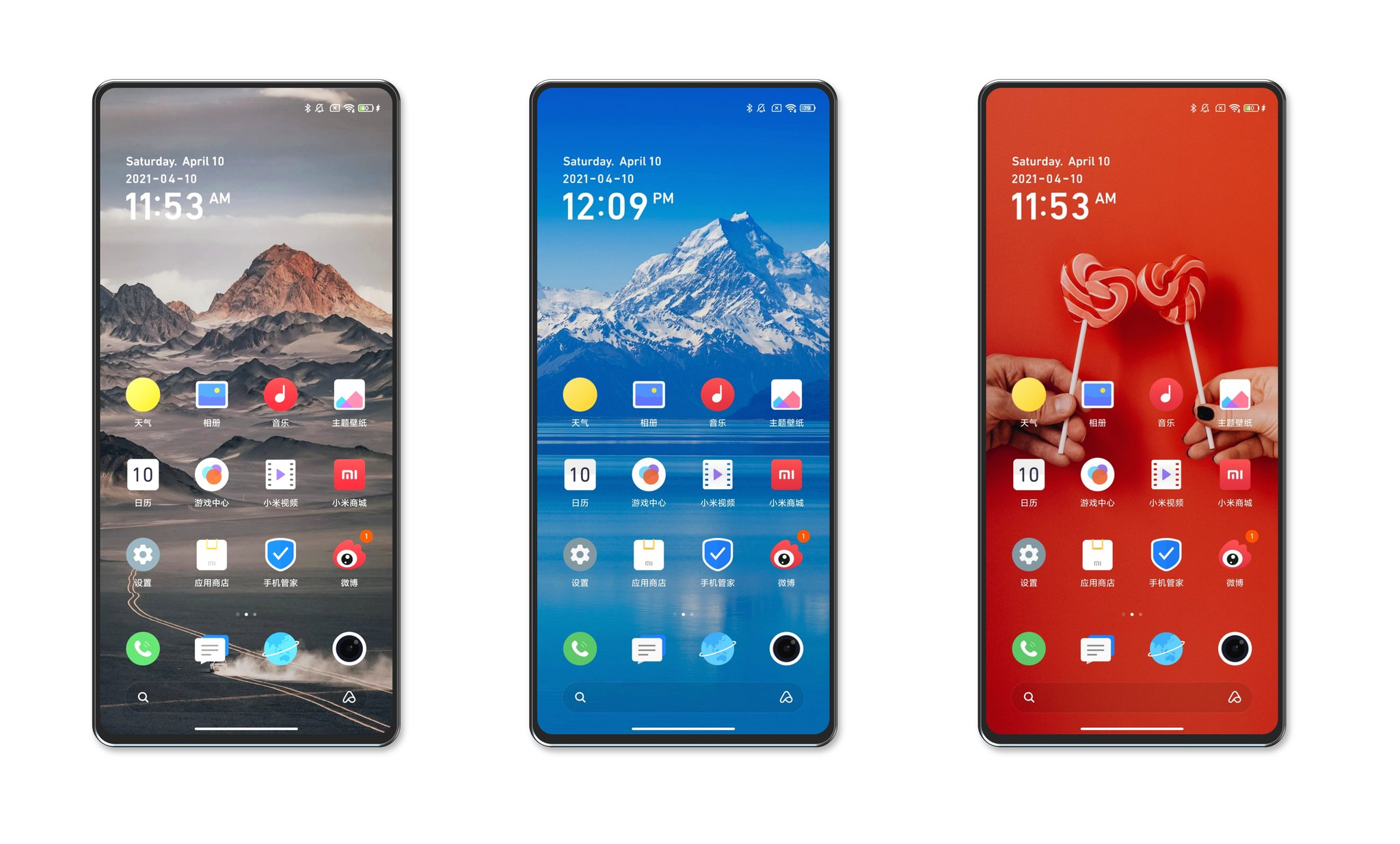 xiaomi mi mix 4, under screen camera, mi mix 4 design, mi mix series