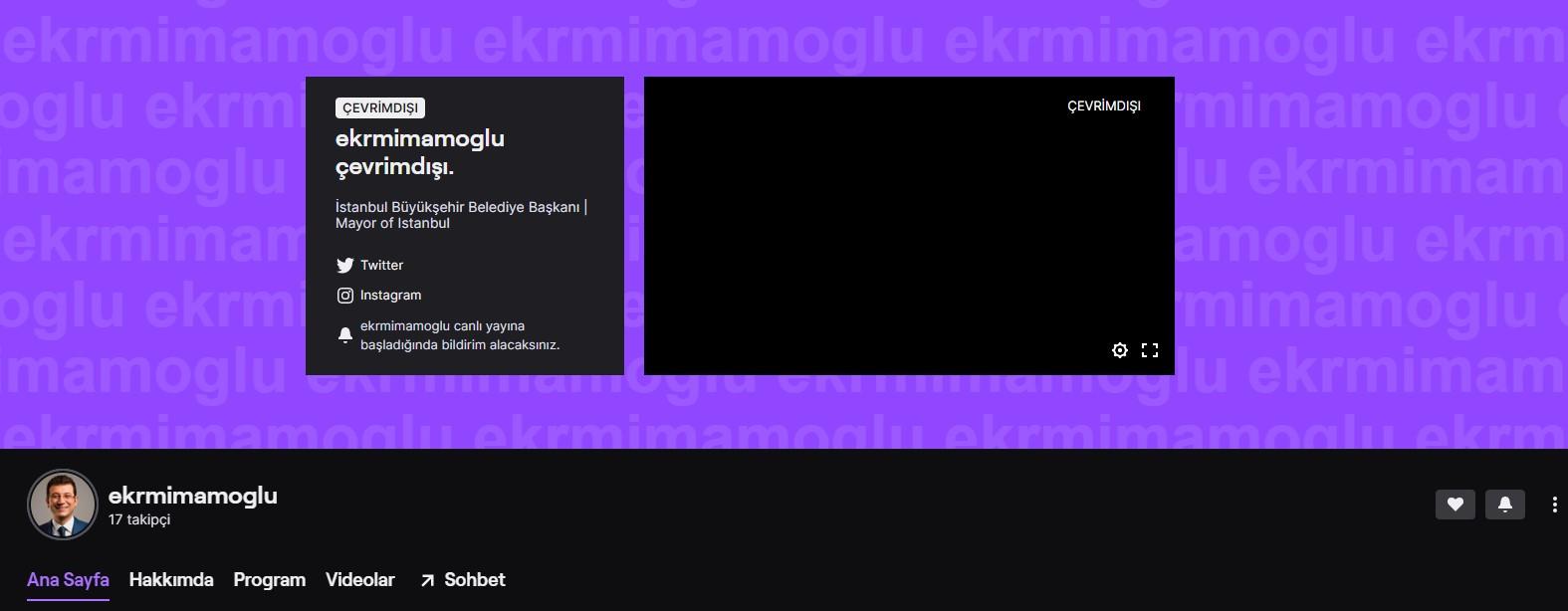 ekrem imamoğlu twitch